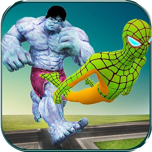 super-heróis simulador de batalha épica