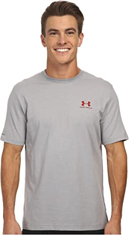 Under Armour - Charged Cotton® Left Chest Lockup