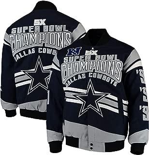 Dallas Cowboys Cotton Twill Jacket