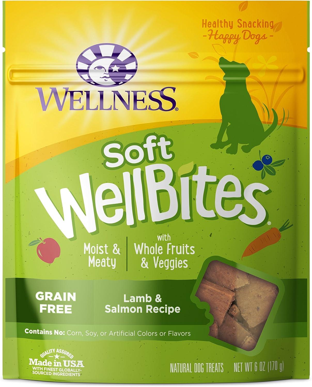Wellness shop Wellbites Soft Chewy Popularity Dog Ounce 6 Treats Bag