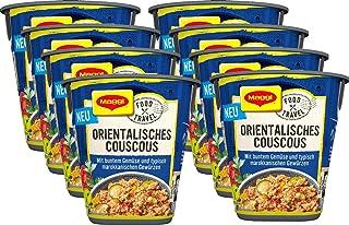 Maggi Food Travel Cup Orientalisches Couscous mit buntem Gem