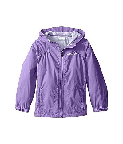 Columbia Kids Switchbacktm Rain Jacket (Toddler) (Grape Gum) Girl