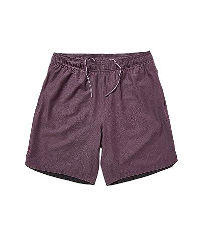 Rhone 8 Guru Shorts Unlined (Vintage Violet) Men