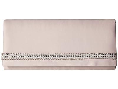 Adrianna Papell Kadee (Oyster) Clutch Handbags