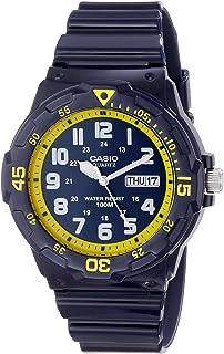 Casio Men's MRW-200HC-2BVCF Blue Sport Watch
