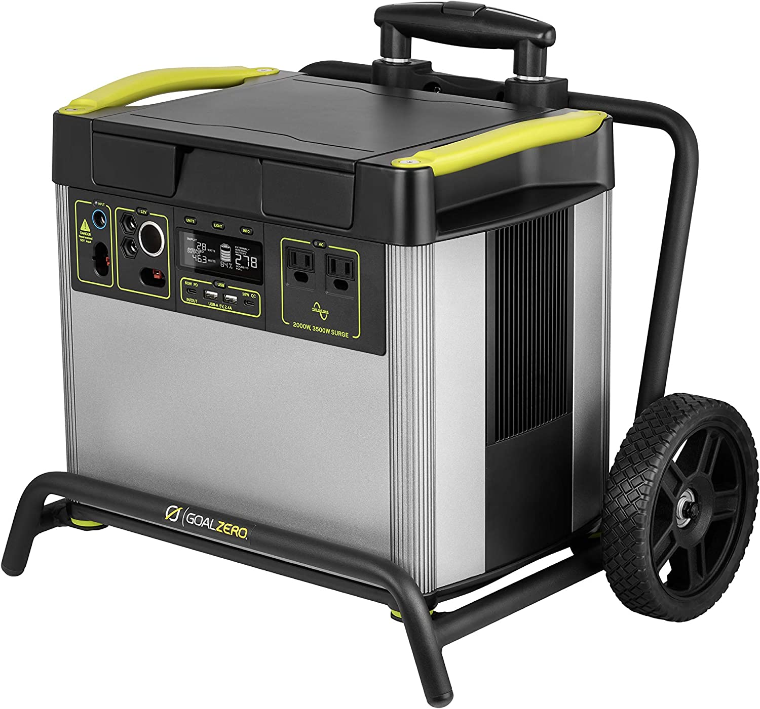 Oakland Mall Yeti Free shipping on posting reviews 3000X Portable Power Station 2982Wh Batte Lithium
