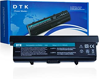 DTK 9 Cells 11.1V 7800MAH Laptop Battery Replacement for DELL Inspiron 1525 1526 1545 1546 VOSTRO 500 (P/N GW240 X284G RN873 451-10534 M911G GP952 0F965N G555N)