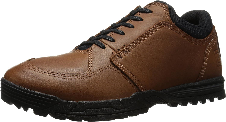 5.11 , Chaussures de ville à lacets pour homme Noir noir