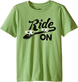 Enjoy Ride Skateboard Crusher™ Tee (Little Kids/Big Kids)