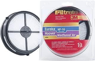 3M Filtrete Eureka/Hoover/Electrolux HF-16 / WindTunnel Air High Efficiency Allergen Vacuum Filter