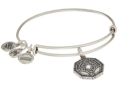 Alex and Ani Mother of the Bride Bangle (Rafaelian Silver) Bracelet
