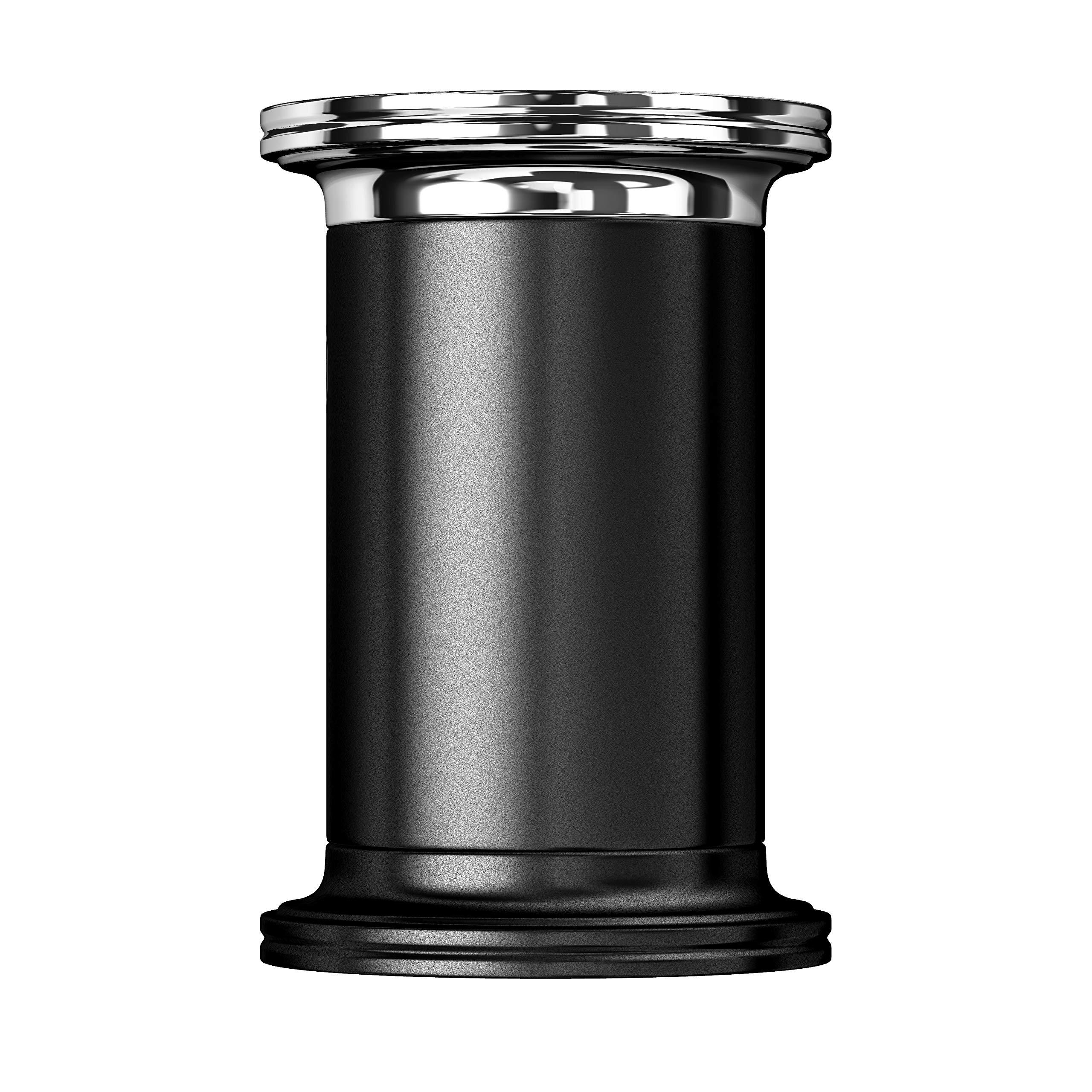 El Casco - Afilalápices M435CN - Cromo brillante y negro: Amazon.es: Oficina y papelería