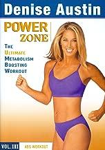 Denise Austin: Power Zone - Vol. 3 ABS Workout
