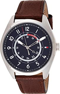 Tommy Hilfiger Casual Watch Analog Display Quartz for Men 1791371