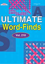 Ultimate Word-Finds Word Search Puzzle Book-Volume 210