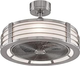 off center ceiling fan