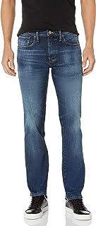 Mens Machray Machray - Relaxed Fit Straight Leg Dark Wash Jeans