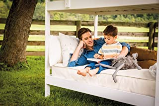 Naturepedic Organic 2-in-1 Ultra Quilted Mattress - Twin XL