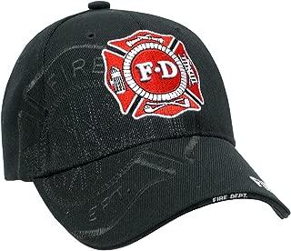 Rapiddominance Fire Department Shadow Law Enforcement Cap