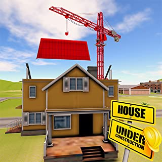 House Building Games - House Construction Simulator 18