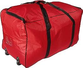 Reistas sporttassen grote wagen 140 liter met wieltjes. Maat XXL.