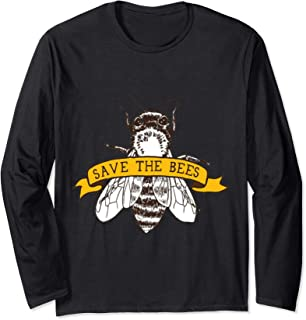 Save The Bee's Long Sleeve T-Shirt