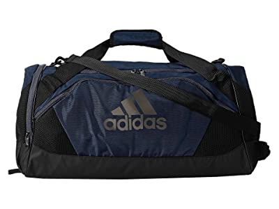 adidas Team Issue II Medium Duffel (Collegiate Navy) Duffel Bags
