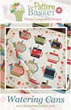 The Pattern Basket Watering Cans Quilt Pattern by Margot Languedoc Designs