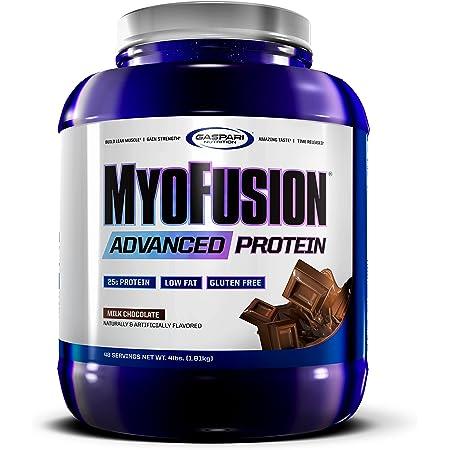 Gaspari Nutrition Myofusion Advanced Protein, Milk Chocolate