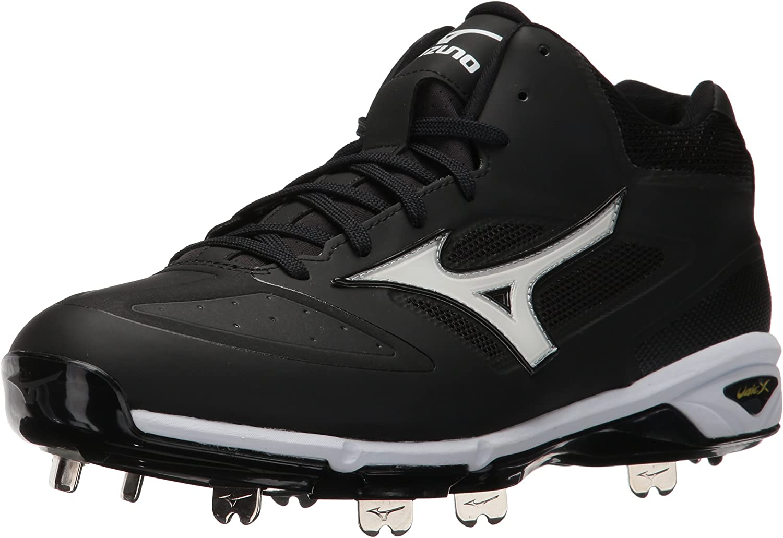 Mizuno Men's Dominant Ic Mid Baseball shoes