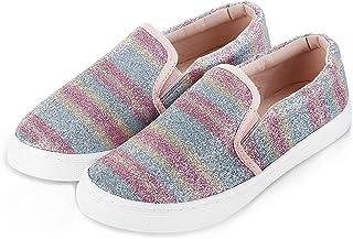 کفش های بچه گانه JOSINY برای دختران پسران - کفش های راحتی کودک نو پا تنبل تنبل