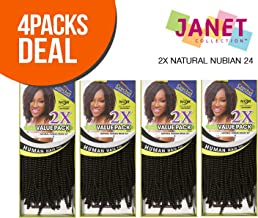 Best janet collection nubian braid Reviews