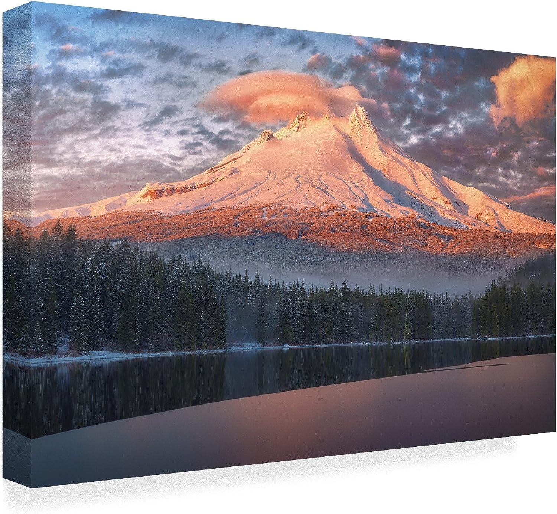 Trademark Fine Art 1X06954C1219GG Fine Art, 12x19Inch, Multicolor
