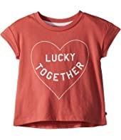 Lucky Brand Kids Luna Graphic Tee (Toddler)