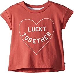 Lucky Brand Kids - Luna Graphic Tee (Toddler)