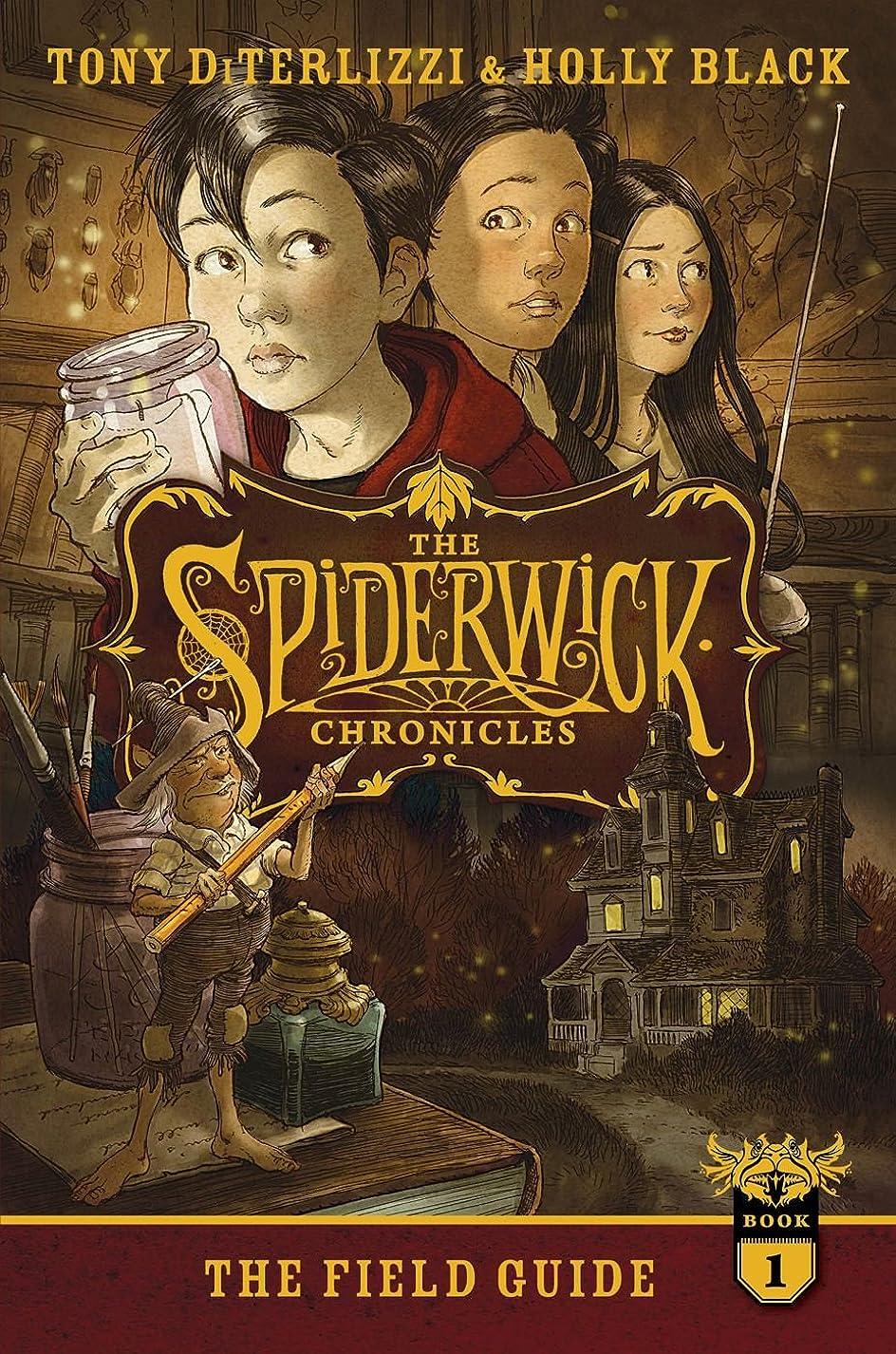 乱すブームキノコThe Field Guide (The Spiderwick Chronicles Book 1) (English Edition)