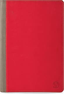 Mary Case Lightweight Book Style Executive Business Portfolio Protective Hard Shell Carrying Case with EZ Strap for Barnes...