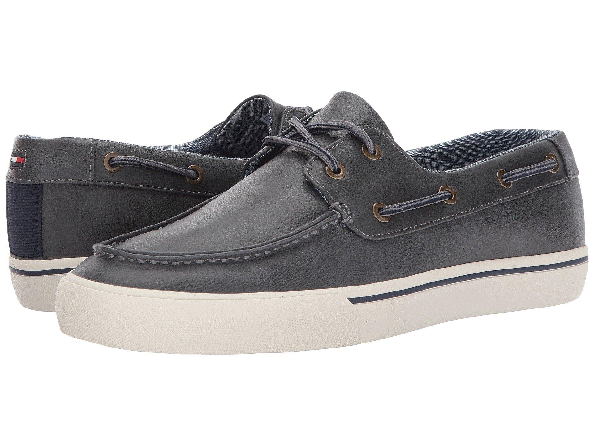 Calzado Tipo Boat Shoe para Hombre Tommy Hilfiger Pharis2  + Tommy Hilfiger en VeoyCompro.net