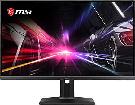 "$249 Get MSI FHD Non-Glare with Narrow Bezel 165Hz 1ms Height Adjustment AMD FreeSync HDMI/DP 1920 x 1080 27"" Gaming Monitor (Optix MAG271R)"