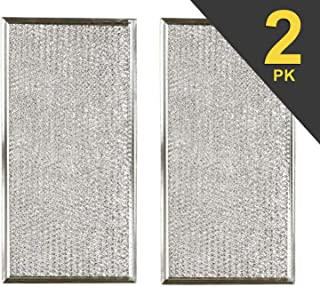 2 Pack Microwave Grease Filter That Works With KitchenAid Model KHMS2040BSS0