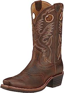 ARIAT Men's Heritage Roughstock Western Boot