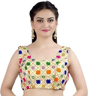 Best cotton sleeveless saree blouse Reviews