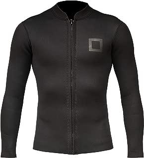 Surf Squared Wetsuit Jacket Men 3mm Neoprene Suit