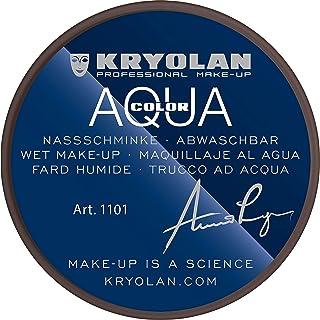 Kryolan Aquacolor Wet Makeup Cream, 8 Ml - 101