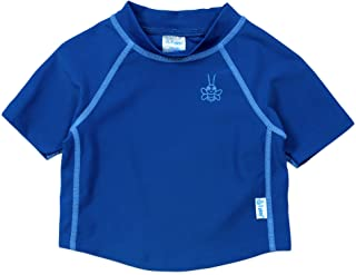 i play. Baby Boys Short Sleeve Rashguard Shirt