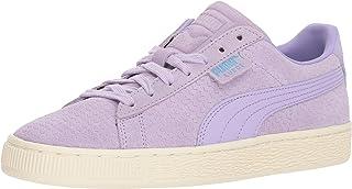 Puma Women's Suede Classic Perforati Ankle-High Fashion Sneaker [並行輸入品]