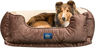 An Item of Serta Perfect Sleeper Orthopedic Cuddler Pet Bed, 34
