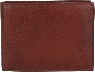 K London Men's Wallet Brown-1058_brn