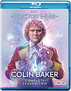 Doctor Who: Colin Baker S2 (BD) [Blu-ray]