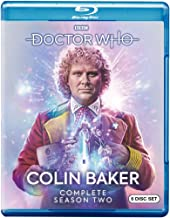 Doctor Who: Colin Baker S2 (BD)